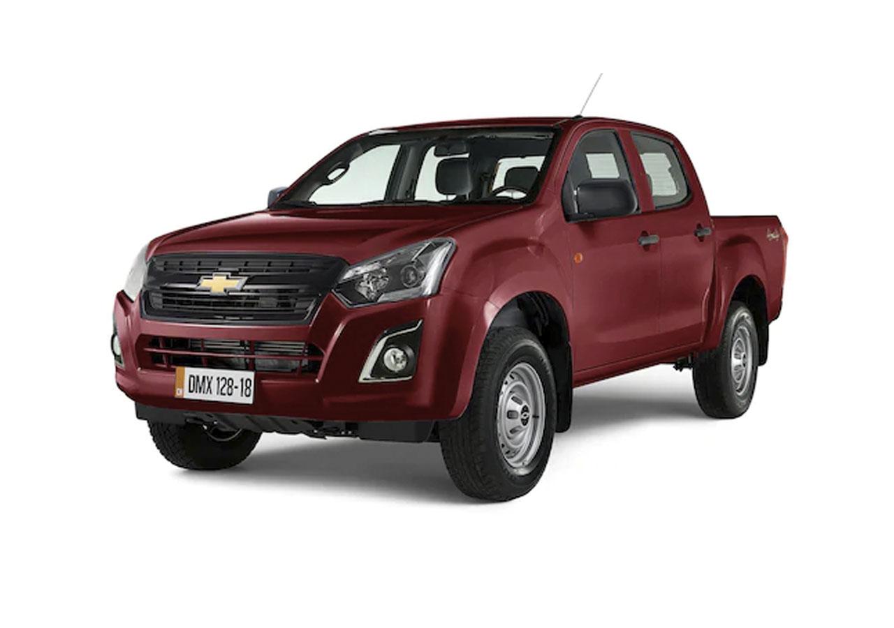 camioneta Chevrolet dmax