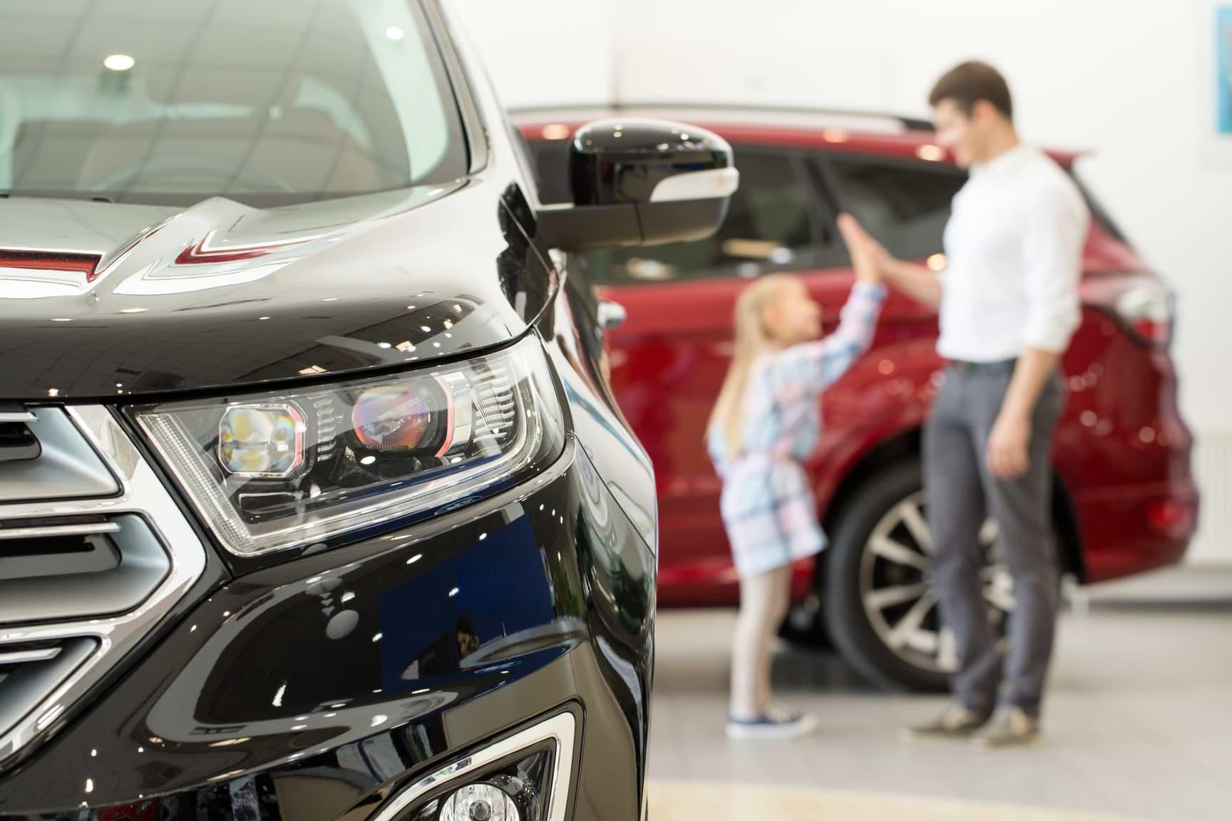 claves para comprar un auto familiar