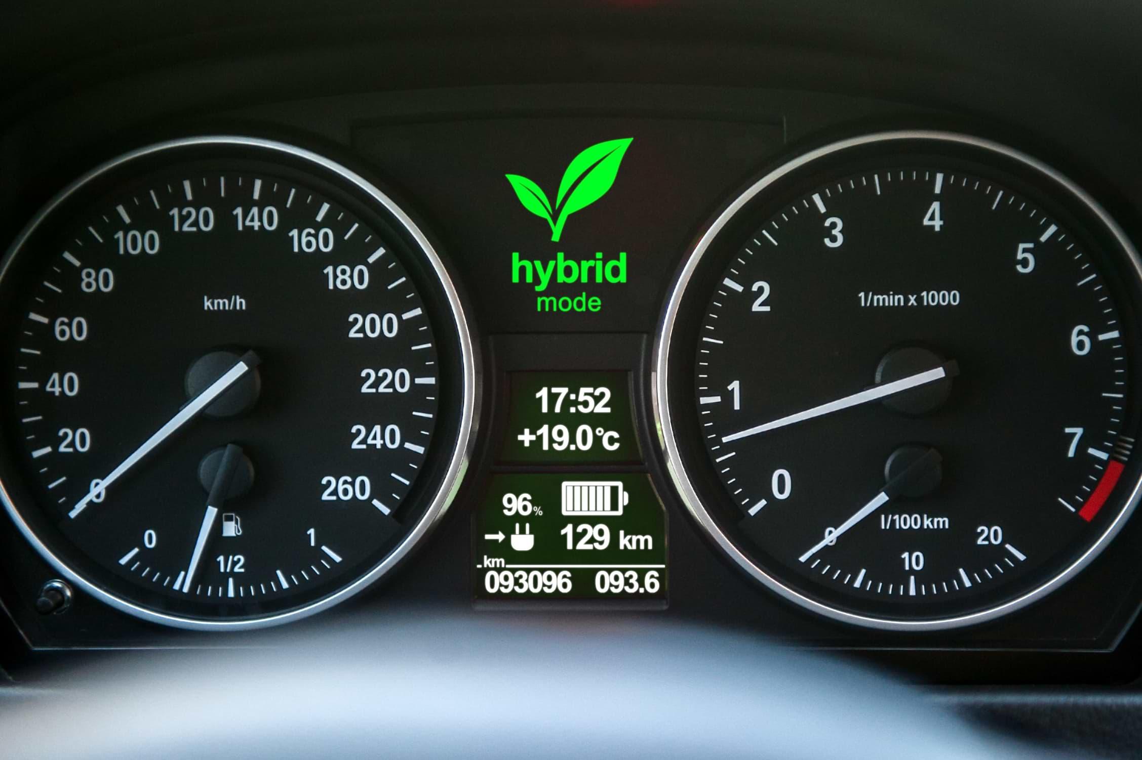 son buenos los autos híbridos