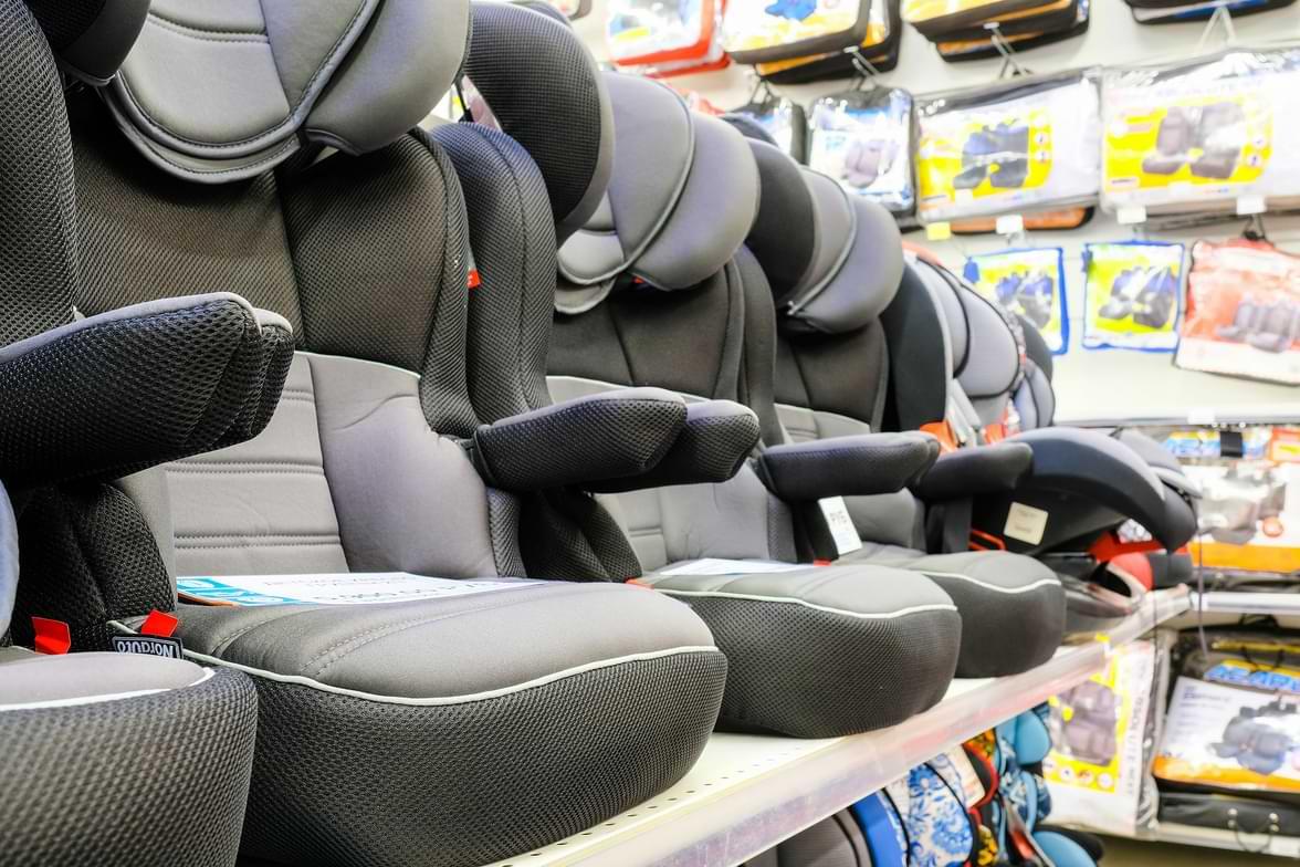 cómo elegir una silla de auto para bebé