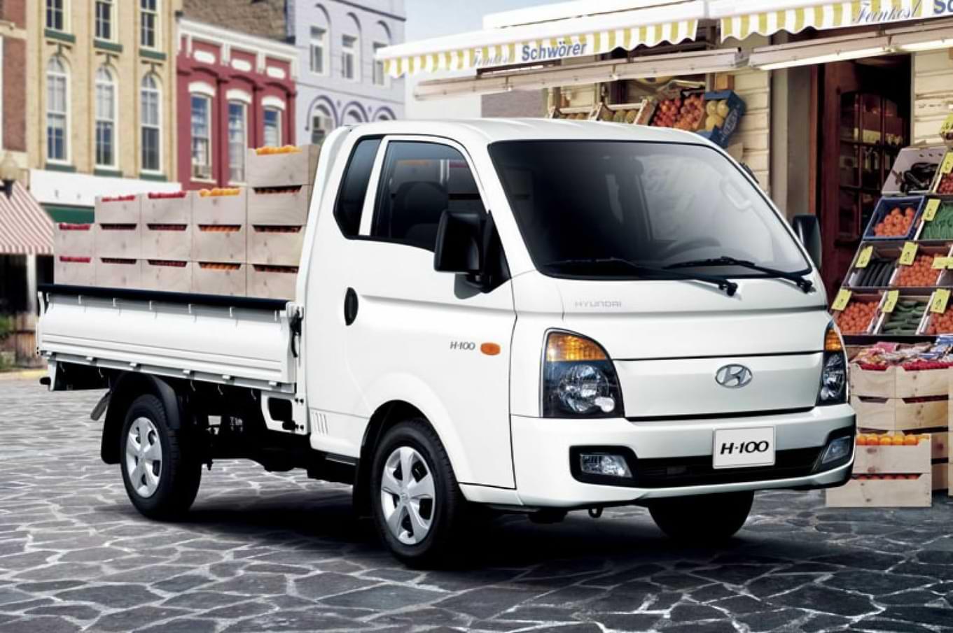 Camioneta Hyundai Porter