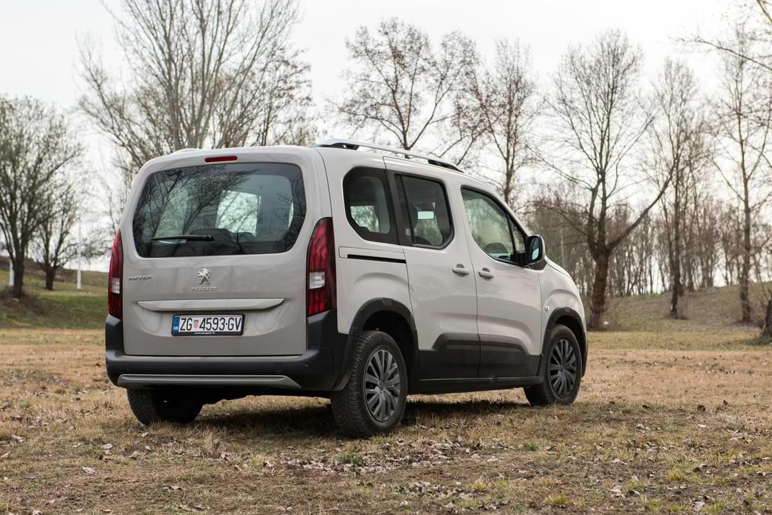 Nueva Peugeot Partner