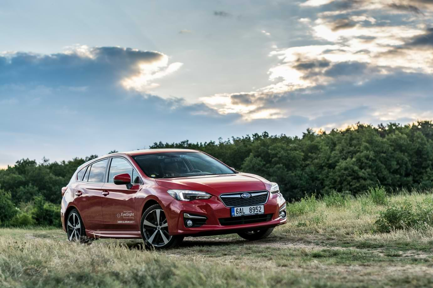 Subaru Impreza sedán